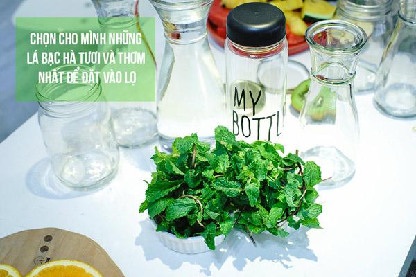 2 phút làm detox từ nước trái cây thanh lọc cơ thể - ảnh 2