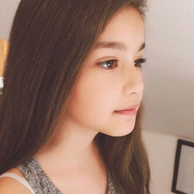 Mới 11 tuổi nhưng cô bé này đã khiến cho bao người xao xuyến - Ảnh 2.