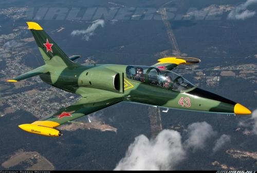 [VIDEO] Nữ phóng viên Nga xinh đẹp trải nghiệm nhào lộn trên máy bay L-39 - Ảnh 3.