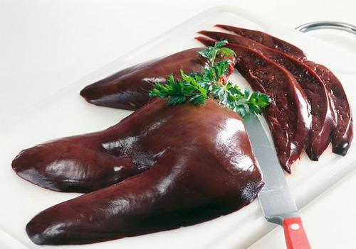 Nguy hiểm chết người khi ăn nội tạng động vật - Ảnh 2.
