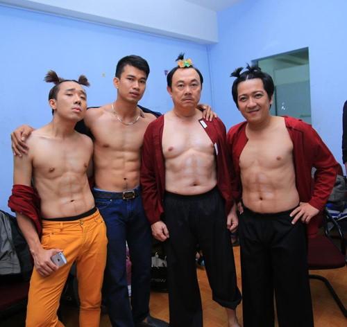 15 game show đang có Trấn Thành - Trường Giang tham gia - Ảnh 3.