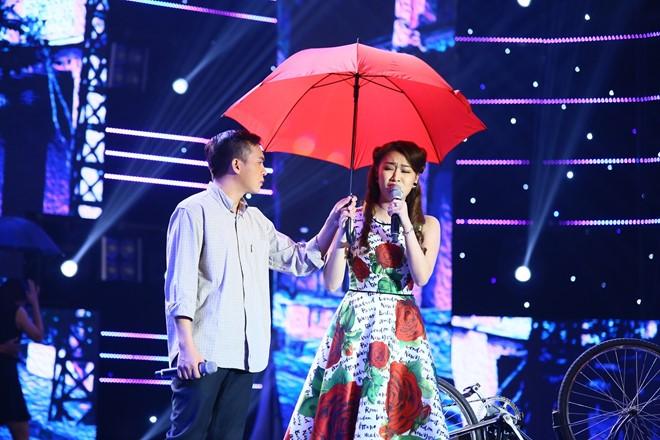 Cẩm Ly khóc nức nở trên ghế nóng vì nhớ Minh Thuận - Ảnh 2.