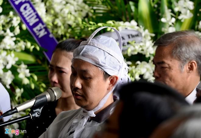 NSƯT Quang Lý được tiễn đưa trong giai điệu Thuyền và biển - Ảnh 3.