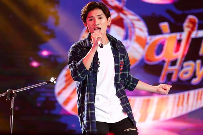Sing My Song: Hot boy 16 tuổi khiến 4 giám khảo cuống cuồng giành giật vì sáng tác gây nghiện! - Ảnh 4.