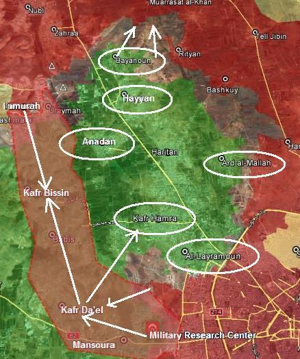 Tổng quan chiến dịch giải phóng Tây Aleppo, vây hãm Idlib  - Ảnh 3.