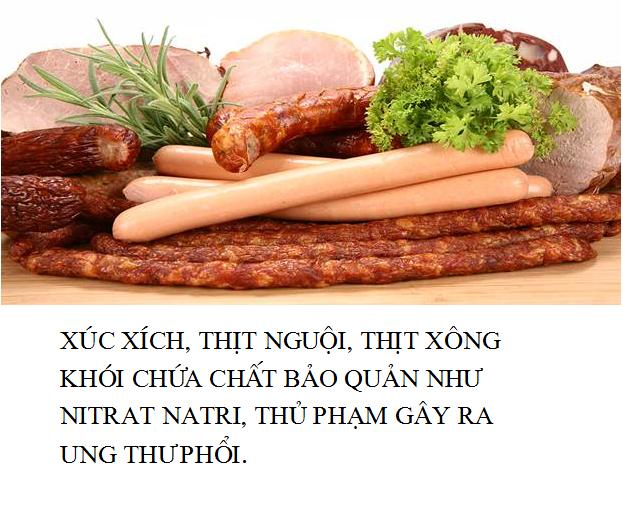 11 loại thực phẩm gây ung thư thường gặp - Ảnh 22.