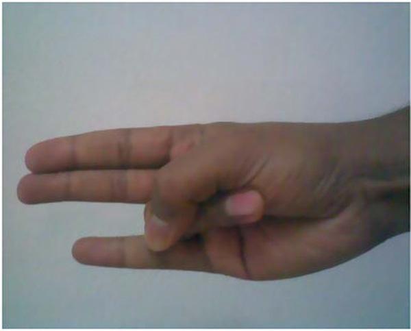 Đặt ngón tay ở các tư thế này và bạn sẽ không tin vào những gì xảy ra sau đó đâu - Ảnh 3.