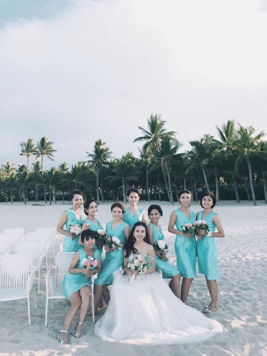 Ảnh cưới đẹp như mơ của MC thời tiết đẹp nhất VTV - Ảnh 3.