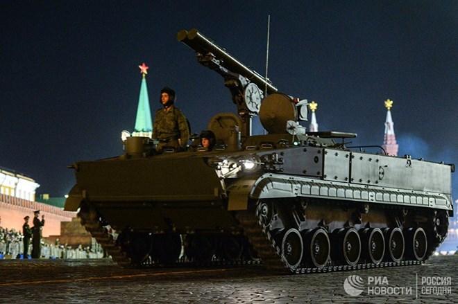 Những huyền thoại của lực lượng Tên lửa và Pháo binh Nga - Ảnh 4.