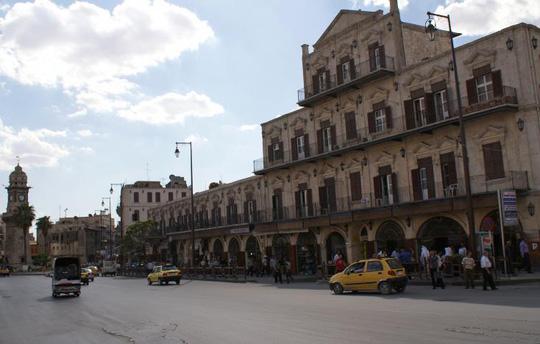 Vẻ lộng lẫy của Aleppo trước chiến tranh - Ảnh 3.
