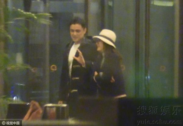 Lộ ảnh hẹn hò của Hoàng tử ếch Minh Đạo và người đẹp Hoàn Châu Cách Cách - Ảnh 4.