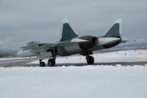 Lộ diện nguyên mẫu thứ 8 của siêu tiêm kích T-50 - Ảnh 3.