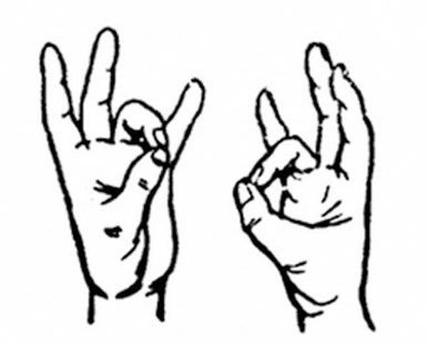 Đặt ngón tay ở các tư thế này và bạn sẽ không tin vào những gì xảy ra sau đó đâu - Ảnh 4.