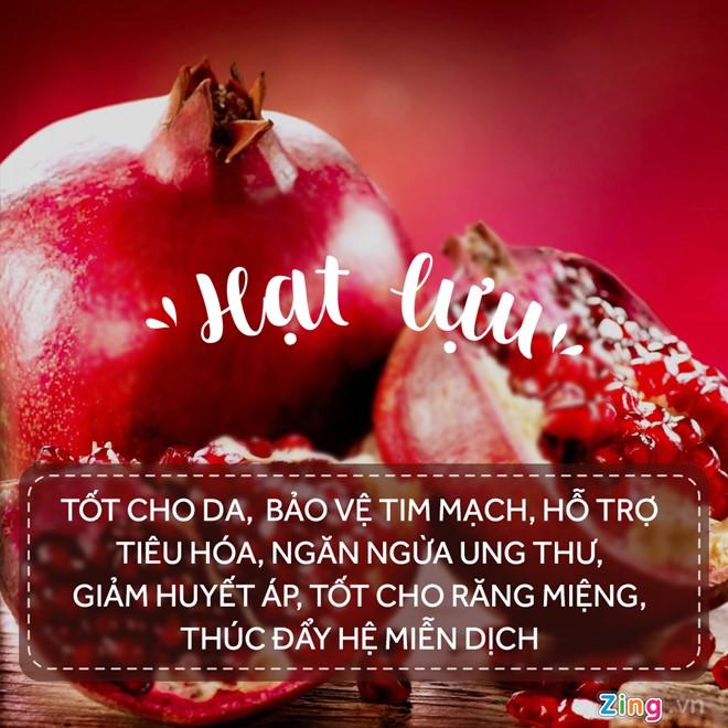 6 loại trái cây bạn không nên bỏ hạt - Ảnh 4.