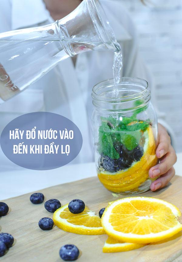 2 phút làm detox từ nước trái cây thanh lọc cơ thể - ảnh 4