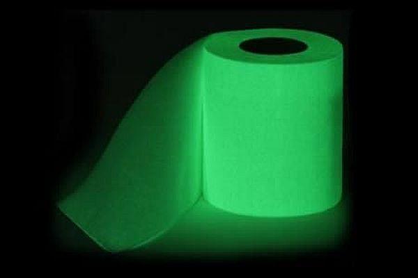 Как сделать светящуюся в темноте бумагу