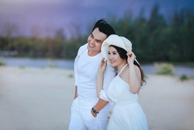 Ảnh cưới lãng mạn của diễn viên Cao Minh Đạt - Ảnh 5.
