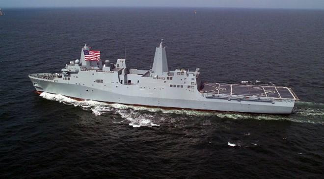 Mỹ tuyên bố sẽ điều tàu sân bay tấn công đổ bộ tới Nhật Bản - Ảnh 4.
