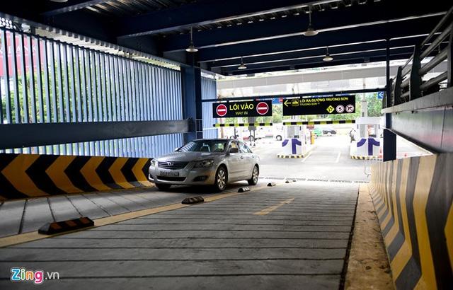 Nhà để xe 5 sao ở sân bay Tân Sơn Nhất - Ảnh 5.