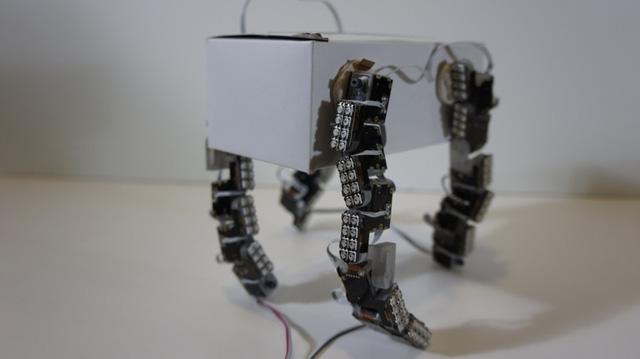 Ghép các mô đun robot lại với nhau, chúng ta đã có thể tạo nên bất cứ thứ gì trên đời, như trong phim Big Hero 6 - Ảnh 5.