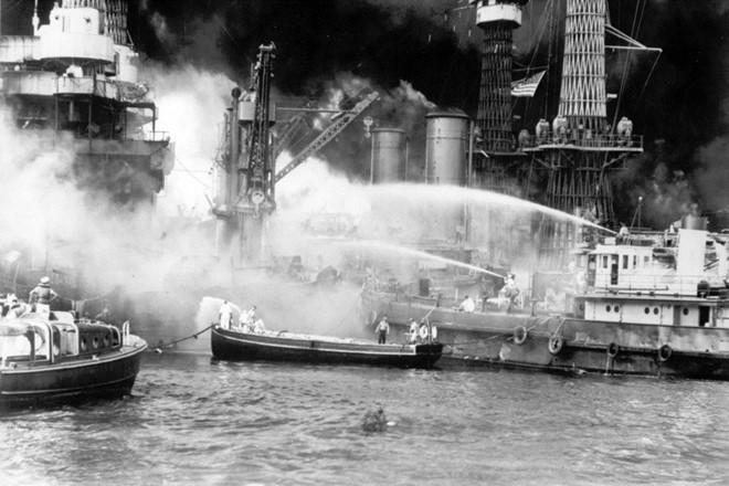 Trân Châu Cảng: 75 năm sau ngày 'ô nhục' của nước Mỹ - ảnh 5