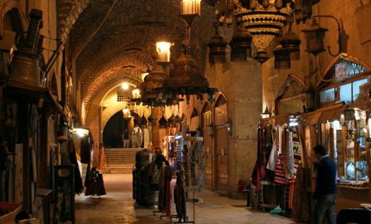 Vẻ lộng lẫy của Aleppo trước chiến tranh - Ảnh 4.