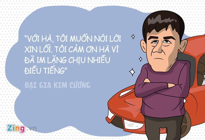 12 phát ngôn làm dậy sóng làng giải trí Việt 2016 - Ảnh 5.