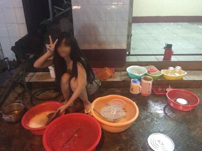 Xuất hiện nàng dâu tuyên bố rửa mâm bát ngồn ngộn là thú vui và chê chị em lười nên mới kêu như vạc - Ảnh 5.
