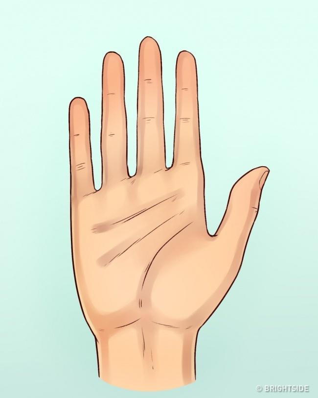 Nhìn ngay vào bàn tay để biết điểm mạnh và điểm yếu của bạn - Ảnh 5.