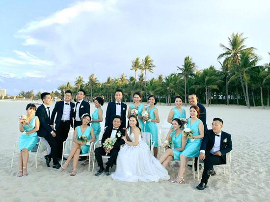Ảnh cưới đẹp như mơ của MC thời tiết đẹp nhất VTV - Ảnh 5.