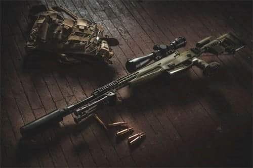 Nga giới thiệu súng trường bắn tỉa mới tại Army-2016 - Ảnh 1.