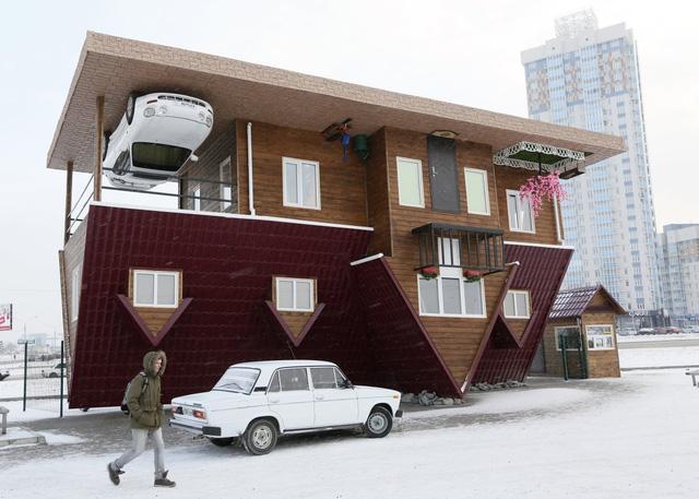16 căn nhà này chính là những công trình có thiết kế kỳ quặc nhất quả đất - Ảnh 6.