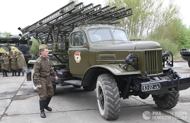 Những huyền thoại của lực lượng Tên lửa và Pháo binh Nga - Ảnh 6.