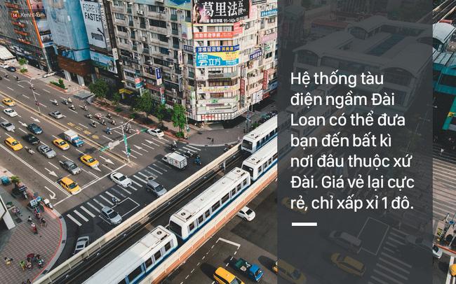 16 lí do tuyệt vời vì sao bạn phải đi Đài Loan ngay trong năm nay! - Ảnh 6.