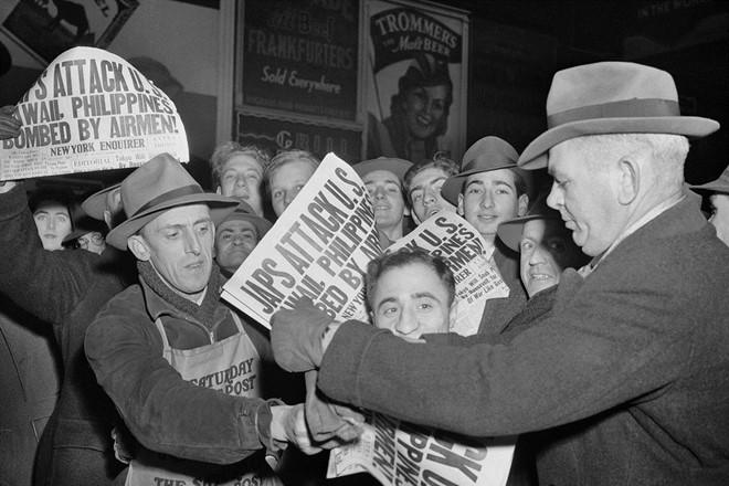 Trân Châu Cảng: 75 năm sau ngày 'ô nhục' của nước Mỹ - ảnh 6