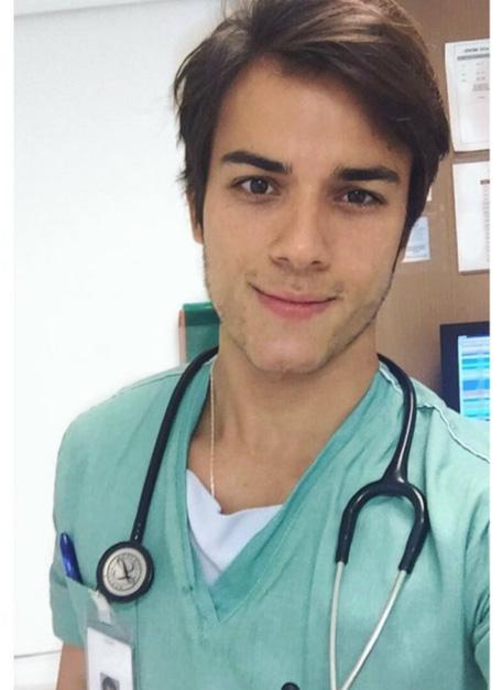 6 anh chàng bác sỹ hot nhất, sexy nhất và được hâm mộ nhất trên Instagram! - Ảnh 6.