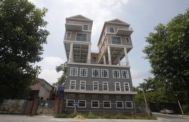 16 căn nhà này chính là những công trình có thiết kế kỳ quặc nhất quả đất - Ảnh 7.
