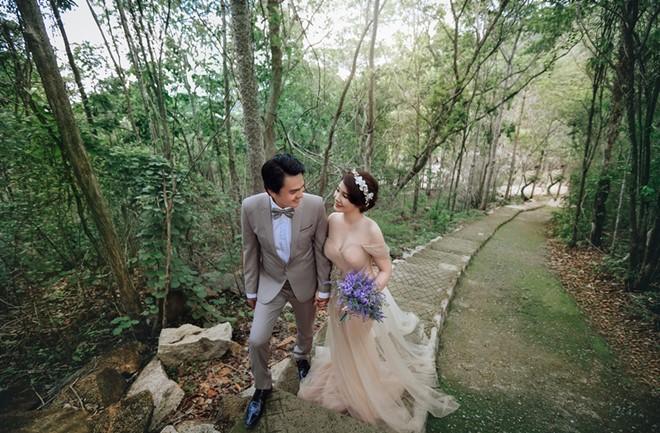 Ảnh cưới lãng mạn của diễn viên Cao Minh Đạt - Ảnh 7.