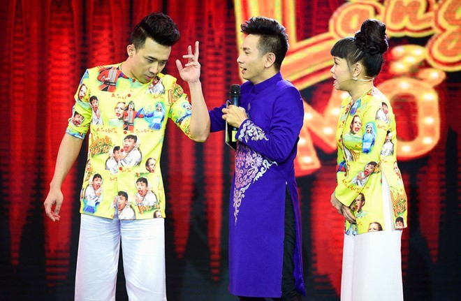 15 game show đang có Trấn Thành - Trường Giang tham gia - Ảnh 7.