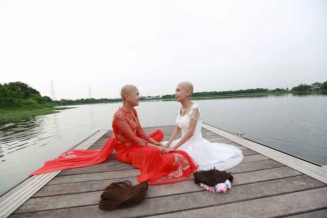 Khi cộng đồng photoshop chung tay đem hồ sen đến với 2 cô gái ung thư máu ở Hà Nội - Ảnh 7.