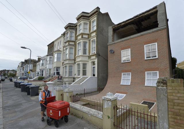 16 căn nhà này chính là những công trình có thiết kế kỳ quặc nhất quả đất - Ảnh 8.