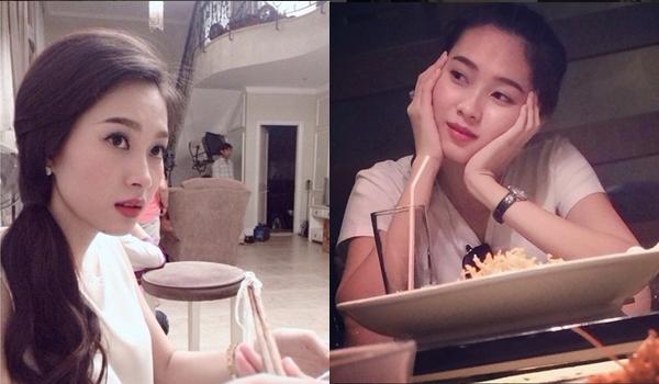 Cuộc sống đằng sau ánh đèn sân khấu của Hoa hậu sạch nhất Việt Nam - Ảnh 8.