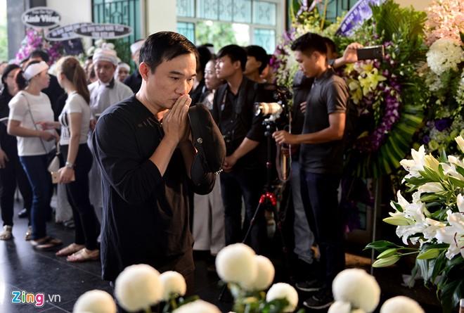 NSƯT Quang Lý được tiễn đưa trong giai điệu Thuyền và biển - Ảnh 8.
