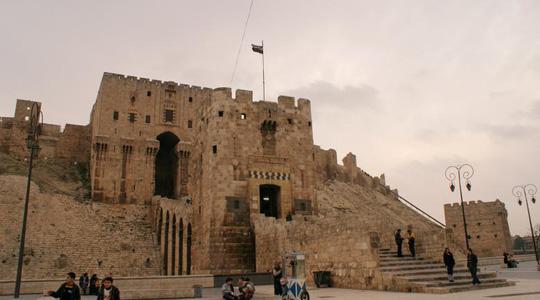 Vẻ lộng lẫy của Aleppo trước chiến tranh - Ảnh 7.