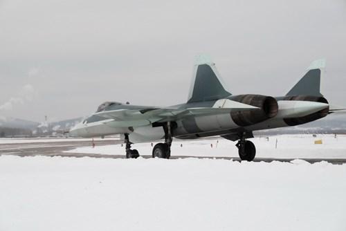 Lộ diện nguyên mẫu thứ 8 của siêu tiêm kích T-50 - Ảnh 7.