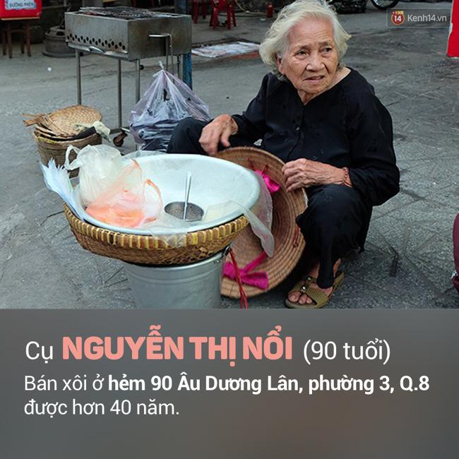 Ghi nhớ những địa chỉ ăn vặt này để ủng hộ các cụ già vẫn phải mưu sinh ở Sài Gòn - Ảnh 8.