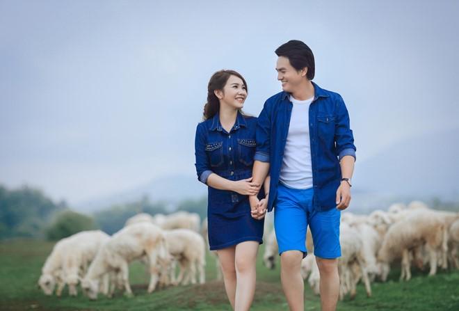 Ảnh cưới lãng mạn của diễn viên Cao Minh Đạt - Ảnh 9.