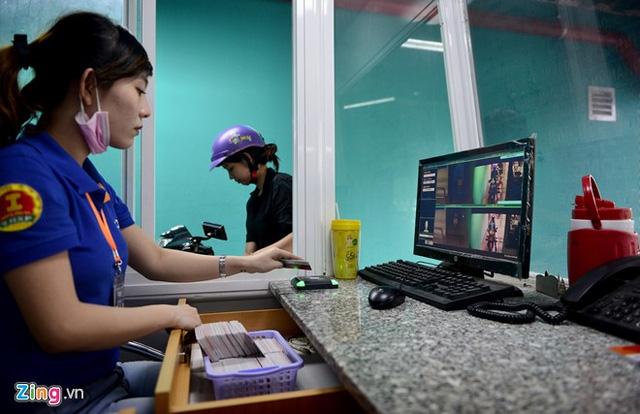 Nhà để xe 5 sao ở sân bay Tân Sơn Nhất - Ảnh 9.