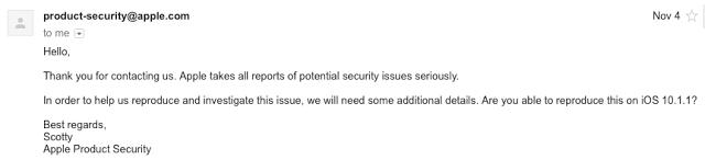 Xuất hiện lỗ hổng cho phép người dùng phá được iCloud siêu bảo mật, hoạt động cả trên iOS 10.1 mới nhất - Ảnh 8.