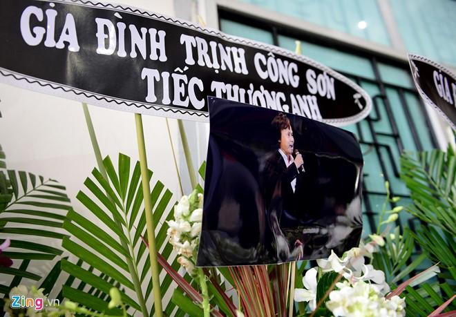 NSƯT Quang Lý được tiễn đưa trong giai điệu Thuyền và biển - Ảnh 9.